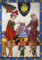 Schach, Mittelalter