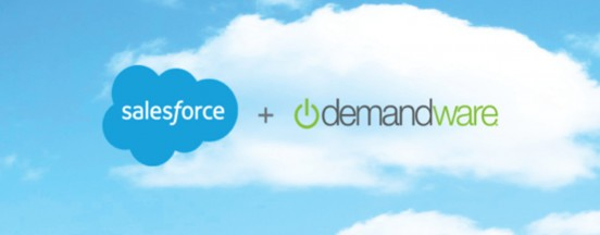 Salesforce kauft Demandware