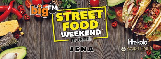 Street Food Weekend Jena