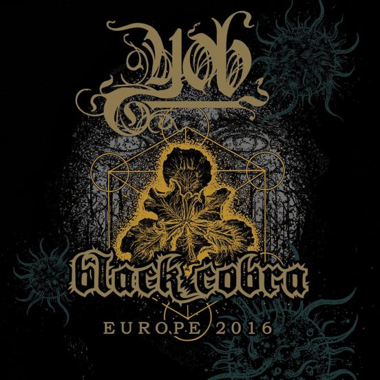Yob and Black Cobra