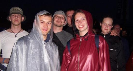 Rock im Park 2004 - Die Gang