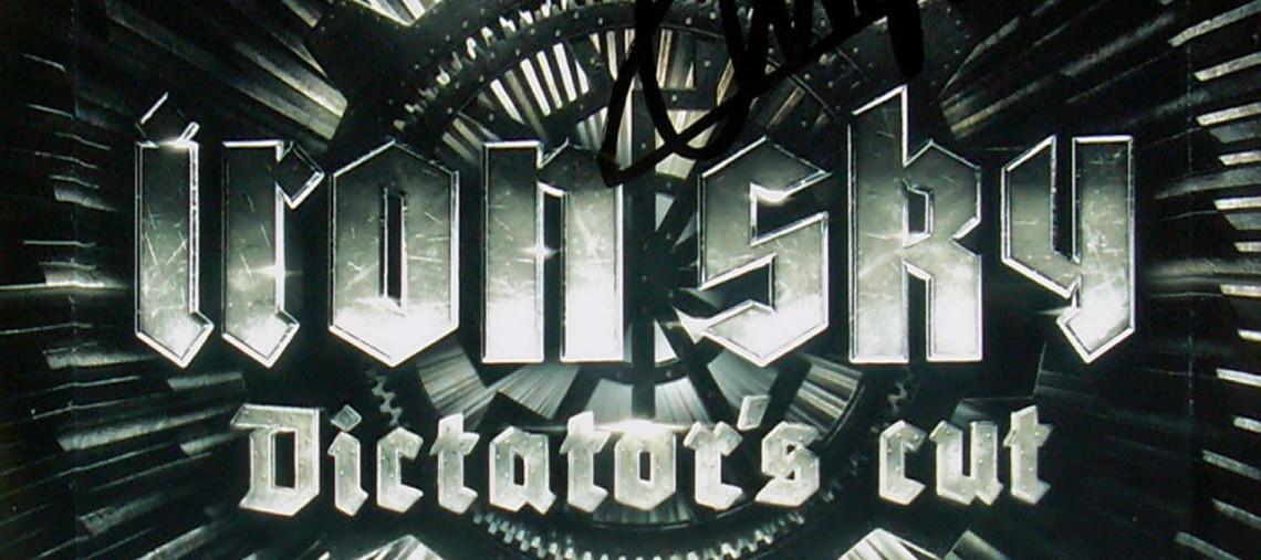 Iron Sky Dictator's Cut mit Autogramm