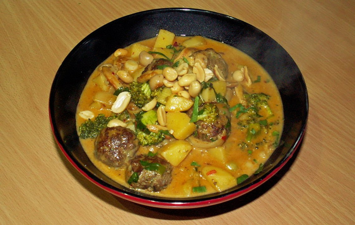 Asian Fusion Kartoffelsuppe