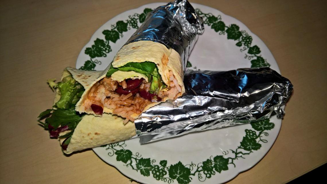 Der nicht ganz originale Burrito
