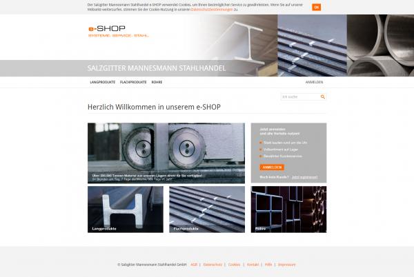 Homepage Salzgitter