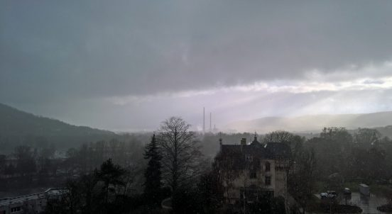 Doom over Jena