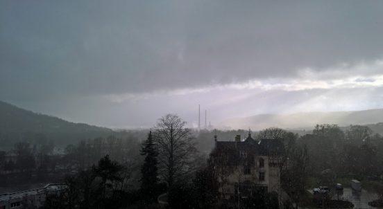 Doom over Jena