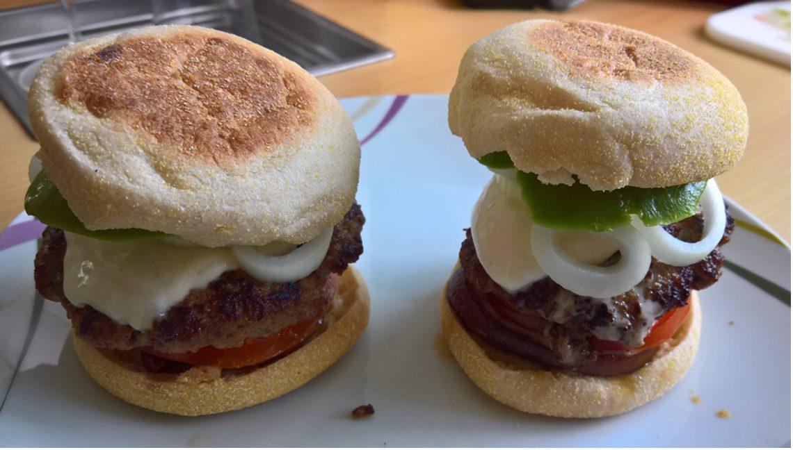 Hochstapler-Burger