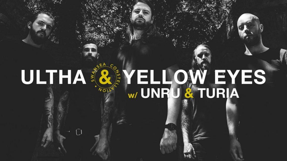 Ultha, Yellow Eyes, Unru und Turia im IFZ