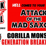 Generation Breakdown und Gorilla Monsoon im Rosenkeller Jena