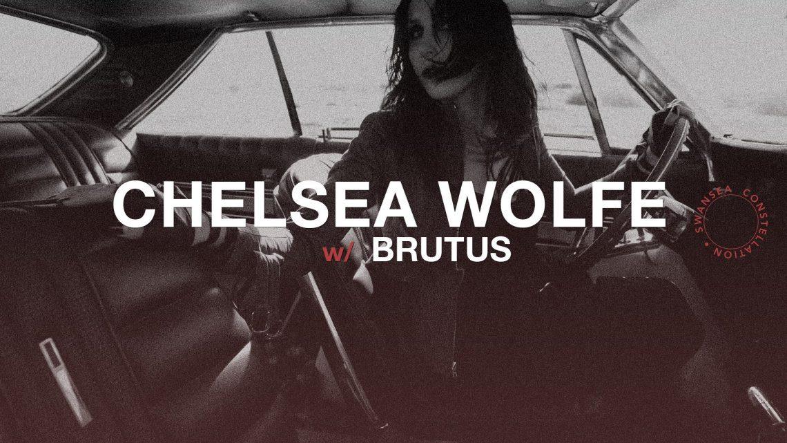 Chelsea Wolfe und Brutus im Werk 2 Leipzig