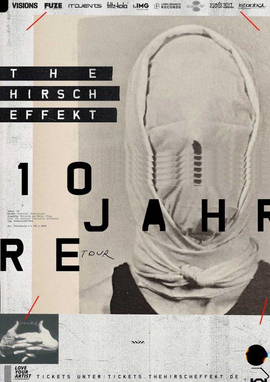 The Hirsch Effekt, Syntension und SOJUS3000 im F-Haus Jena