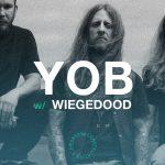 Yob und Wiegedood im UT Connewitz