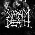 Napalm Death und Übergang im Conne Island