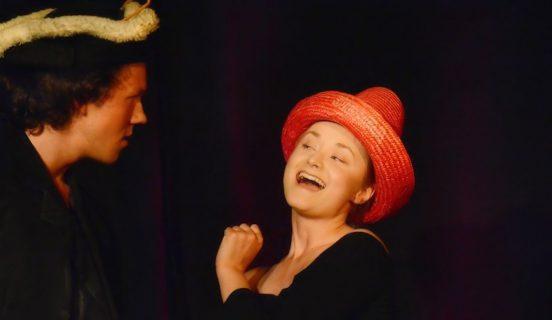 Kabale und Liebe beim Sommertheater im Skulpturengarten
