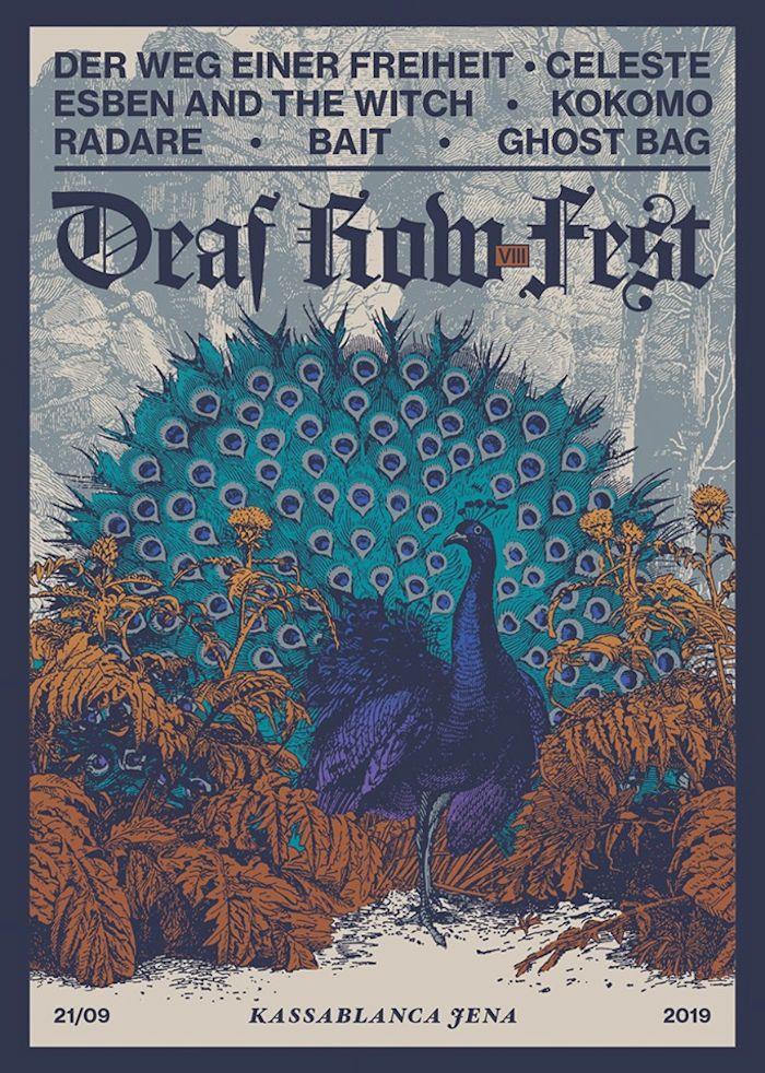 Deaf Row Fest VIII im Kassablanca Gleis 1