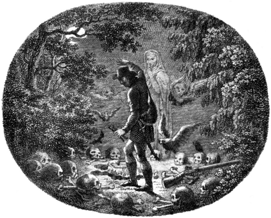 Gespensterbuch Vol. 1, Göschen, Leipzig 1811